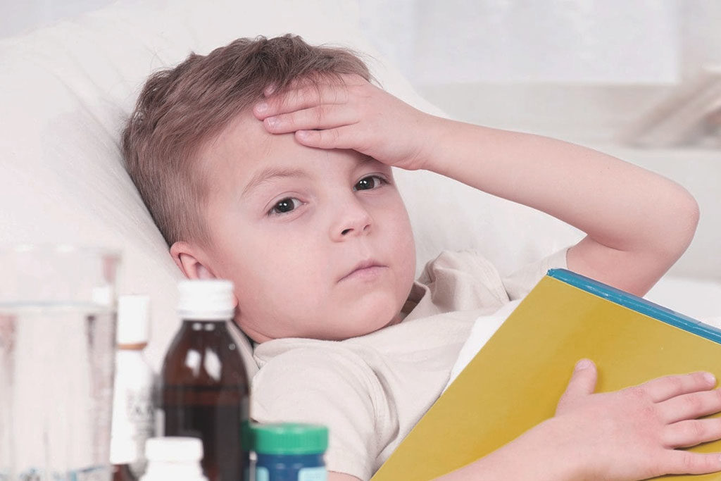 грипп и орви у детей тесты